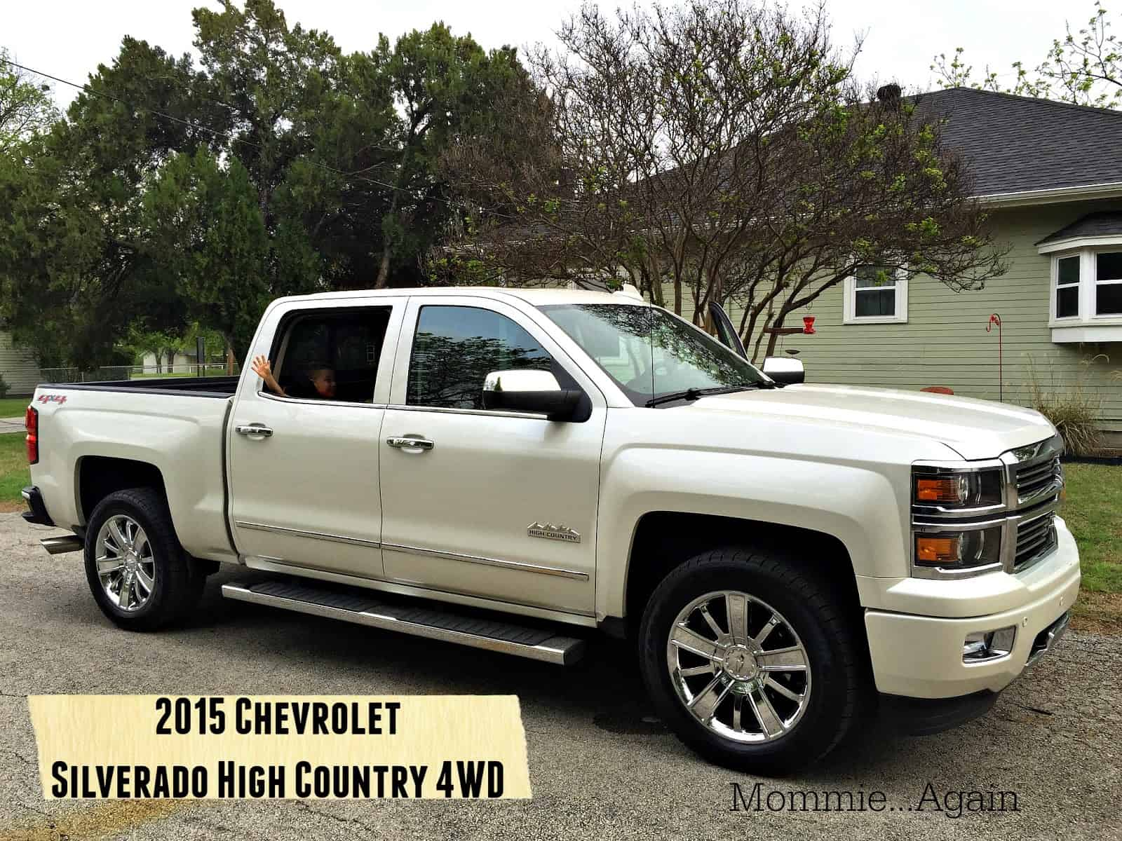 2015 chevrolet silverado high country 4wd crew cab chevy forever green mom. Black Bedroom Furniture Sets. Home Design Ideas
