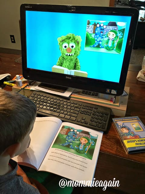 Monster Tree House Club - A Fun Pen Pal Program for Ages 3 - 8