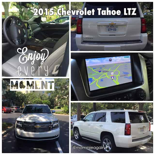 Our Florida Road Trip in a 2015 Chevrolet Tahoe LTZ SUV