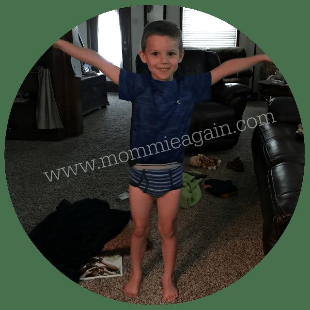 Keep Kids Confident in GoodNites TruFit Underwear