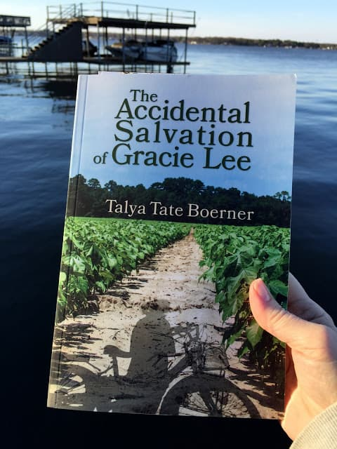 "Book Debut ""The Accidental Salvation of Gracie Lee"""