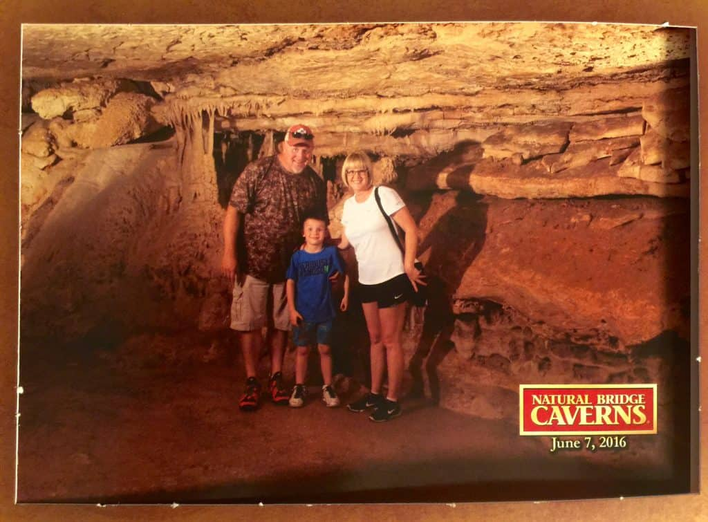 Natural Bridge Caverns New Braunfels