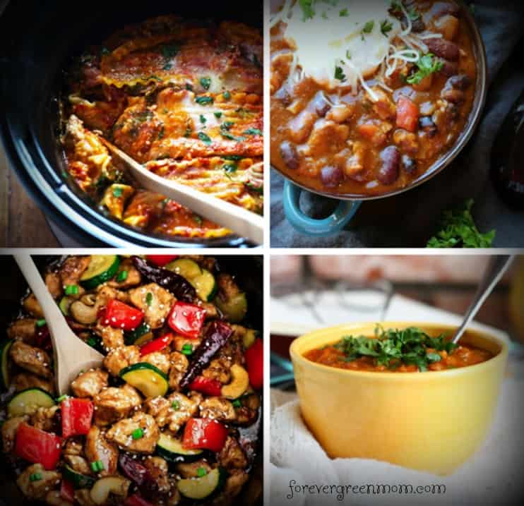 20 Healthy Slow Cooker Recipes