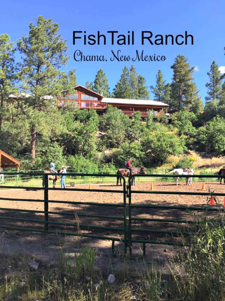 Outdoors in Chama at Fishtail Ranch
