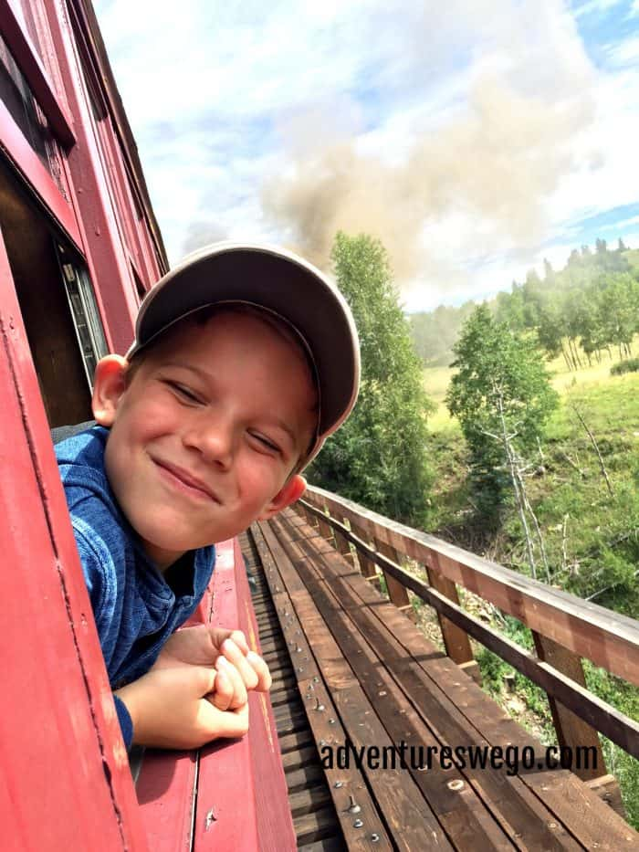 Our Adventure Aboard Cumbres & Toltec Railroad