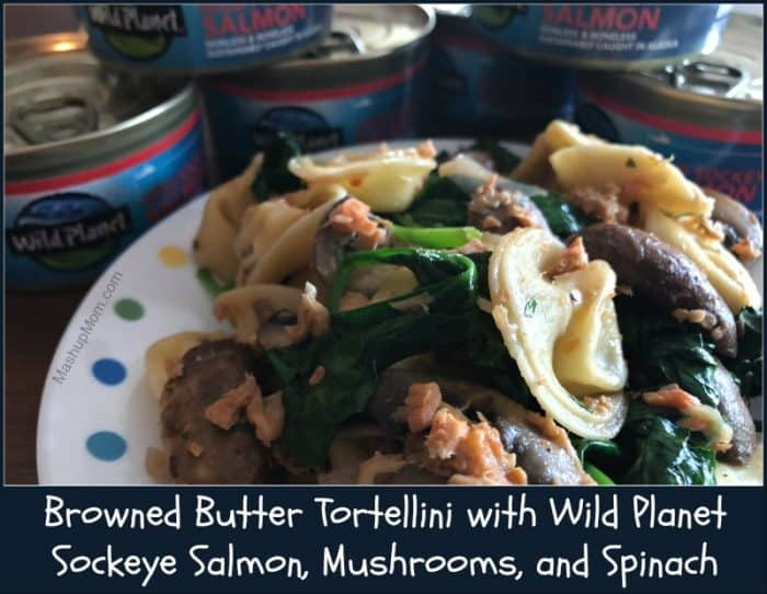Wild Planet Brand Ambassador Recipe RoundUp