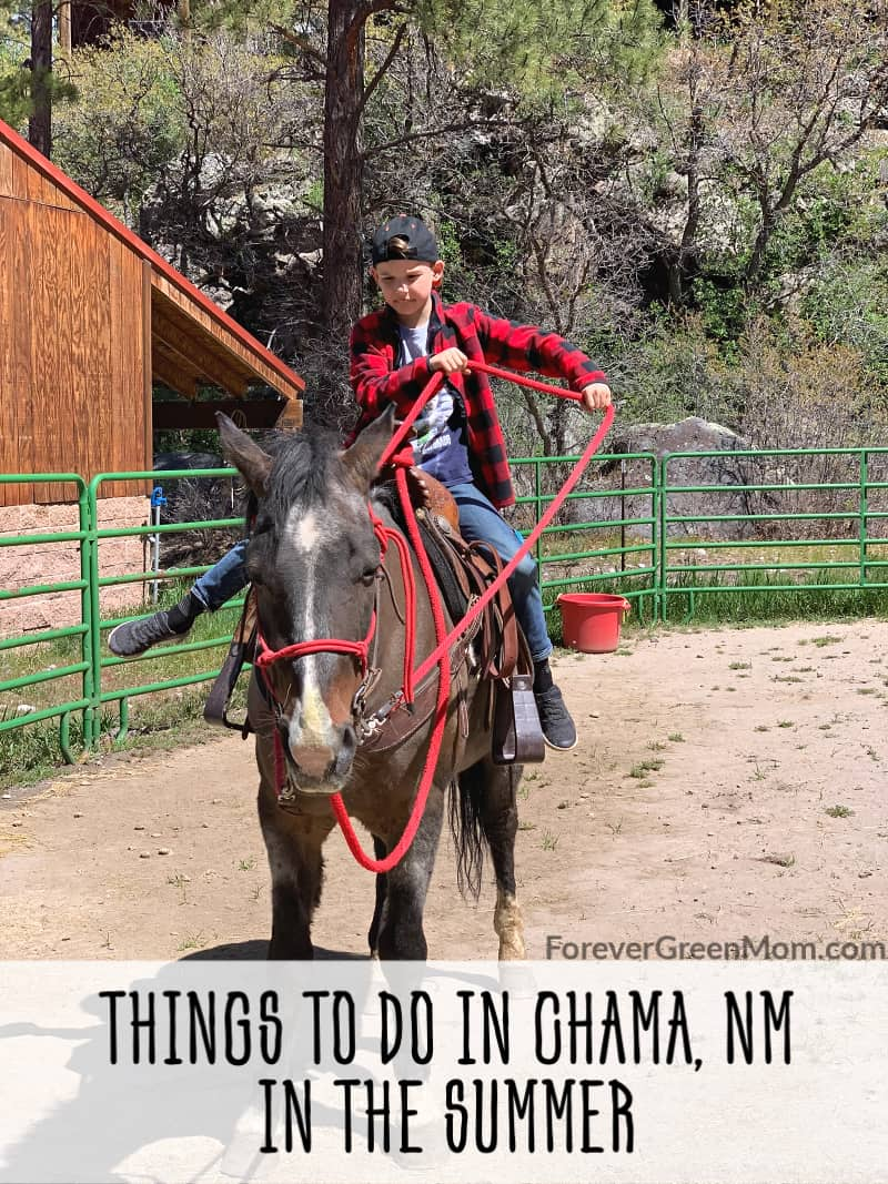 Chama New Mexico Outdoor Summer Activities