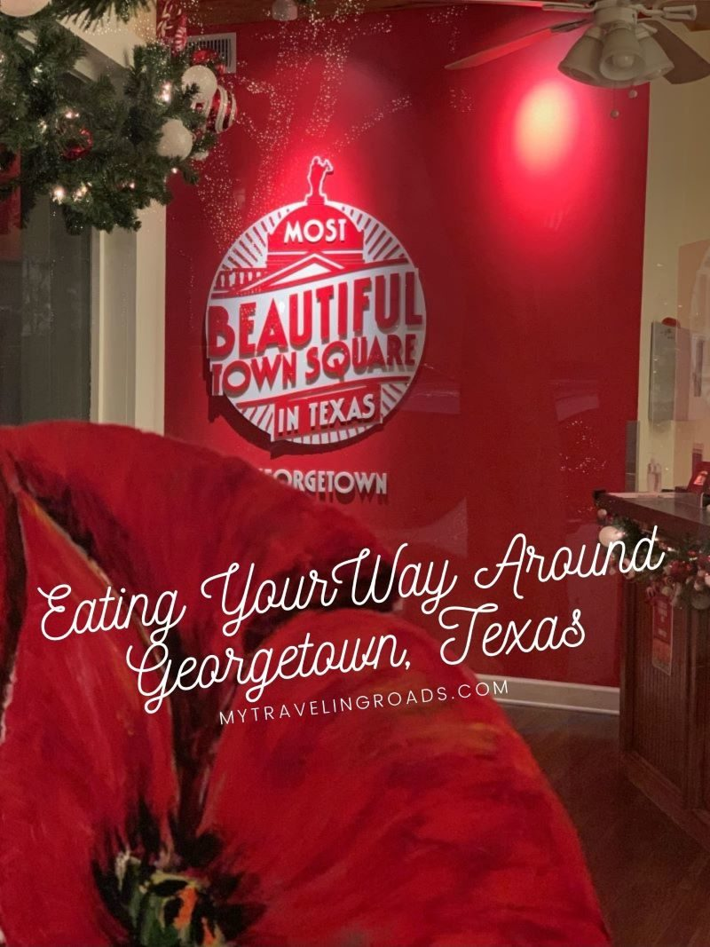 Georgetown: Eating Your Way Around Town
