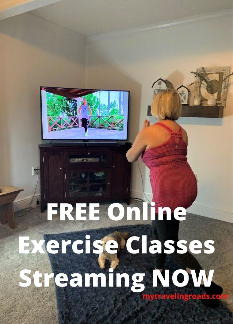 Free Online Exercise Classes